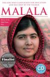 MALALA WITH AUDIO CD AND ONLINE RESOURCES